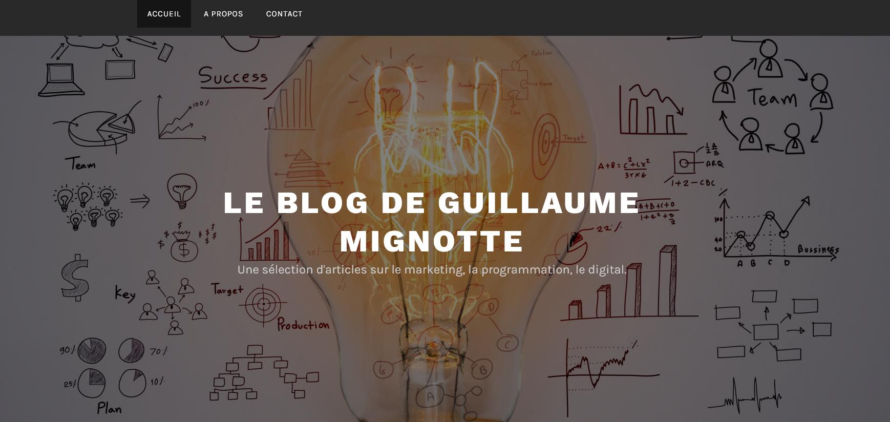 Blog gmignotte.fr